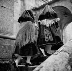 Txema Yeste, The Church Path, La Alberca, Salamanca, 2018