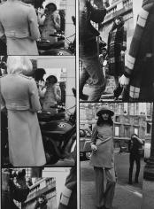 Bob Richardson, Angelica Huston, Vogue Paris, 1972
