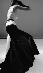 Genevieve Naylor, Black and White Fashion, c. 1940s