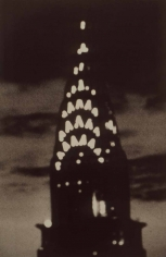 Sheila Metzner, Chrysler Building. New York City 2000