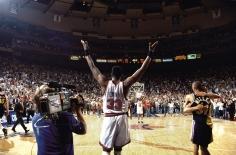 George Kalinsky, Patrick Ewing, Madison Square Garden, 1994
