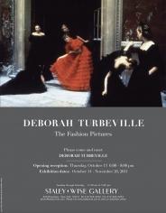 Deborah Turbeville, Exhibition Invitation