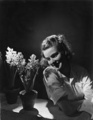 George Hoyningen-Huene, Ingrid Bergman, Harper's Bazaar, 1940 (her first U.S. sitting), Vintage Print