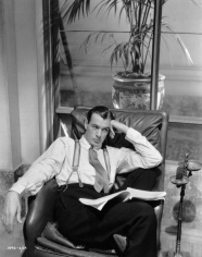 E.R. Richee, Gary Cooper, 1931