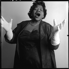 Bert Stern, Big Maybelle, 1958