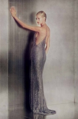 Sheila Metzner, Silver. Ralph Lauren Collection. 1997