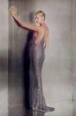 Sheila Metzner, Silver. Ralph Lauren Collection. 1997.