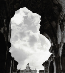 Louise Dahl-Wolfe, Guatemala Recollection Cathedral, Antigua, 1952