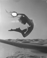 Andre de Dienes, Flying Nude, 1960s