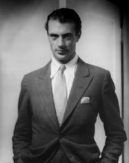 Edward Steichen, Gary Cooper, Hollywood, 1930