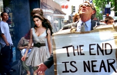 David LaChapelle,  Amy Winehouse, 2007