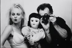 Bert Stern, Shannah Laumeister, Laura, and Bert Stern, circa 1990