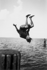 Pamela Hanson, Harbor Island Dock, 1989
