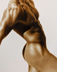 Herb Ritts, Paul – Torso, Los Angeles, 1990