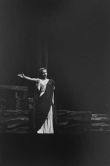 """John Dominis, Maria Callas in her role as """"Norma"""", Lyric Opera House, Chicago, 1954"""