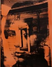 Kali, Unlocked Eyes, Orange, Palm Springs, CA, 1968