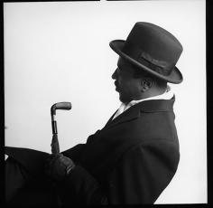 Bert Stern, Chico Hamilton, 1958