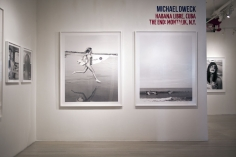 Michael Dweck, Exhibition View
