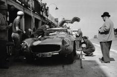 Jesse Alexander, 1000 Kilometer Rennen, Nürburgring, Germany, 1956