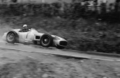 Jesse Alexander, Spa-Francorchamps, Grand Prix of Belgium, June 1955