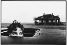 Arthur Elgort, Christy Turlington, New Orleans, 1990
