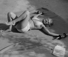 Andre de Dienes, Marilyn Monroe, California, 1953