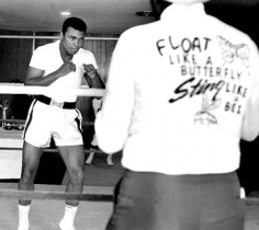 Harry Benson Muhammed Ali, 'Float Like a Butterfly', 1964