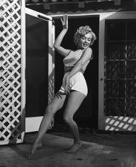 Andre de Dienes, Marilyn Monroe, The Morning Dance 1953
