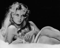 Peter Basch, Brigitte Bardot, Madrid, 1957