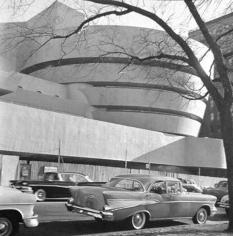 Ed Pfizenmaier, Guggenheim Construction, 1958