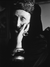 Sanford Roth, Edith Sitwell, Hollywood, 1950