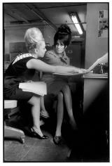 Inge Morath, New York City Bookkeepers, 1965