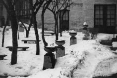 André Kertész, University Place, New York, 1978