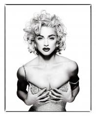 Patrick Demarchelier Madonna, 1990