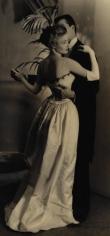 George Hoyningen-Huene, Susan Shaw, circa 1940s (Dancing with man), Vintage Print