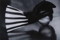 Sheila Metzner, Striped Glove. 1988