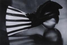 Sheila Metzner, Striped Glove. 1988