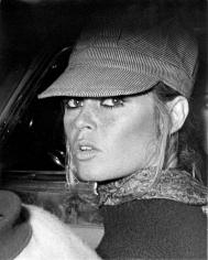 Ron Galella, Brigitte Bardot, St. Tropez, France, 1968