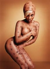 David LaChapelle, Lil' Kim: Luxury Item, 1999