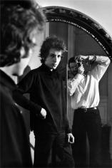 Daniel Kramer, Bob Dylan and Daniel Kramer in Mirror, New York, 1965