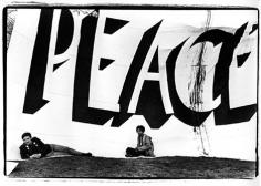 Amalie R. Rothschild,  Peace/Anti-War Rally, Central Park, 1968