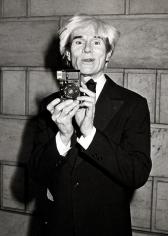 Ron Galella Andy Warhol, New York, 1985