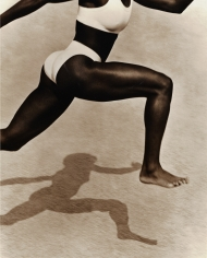 Herb Ritts, Jackie Joyner-Kersee (Olympic Three-time Gold Medalist), Point Dume, 1987