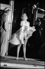 Elliot Erwitt, Marilyn Monroe, New York, 1956