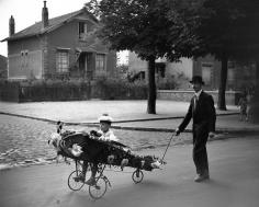 Robert Doisneau, L'Aeroplane de Papa, 1934