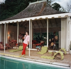 Slim Aarons, Babe Paley, William Paley