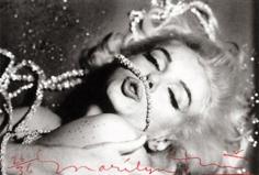 Bert Stern, Marilyn Monroe: From the Last Sitting, 1962 (Diamonds)