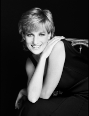 Patrick Demarchelier, Princess Diana, London, 1990