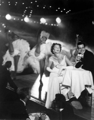 Richard Avedon, Suzy Parker and Robin Tattersall, Moulin Rouge, Paris, August, 1957