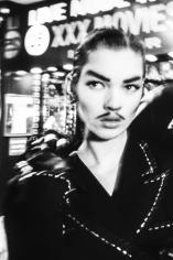 Stephanie Pfriender Stylander, Kate Moss (XXX), New York, Italian Harper's Bazaar, 1992
